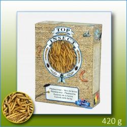 Diepvries Meelwormen Top insect 1L 420gr (Enkel afhaling!)
