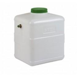 20L Tank voor drinksysteem met 10mm uitgang met vlotter