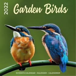Kalender Tuinvogels 2022