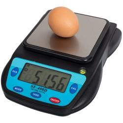 Digitale eierweegschaal 500g, 0.01g + adapter