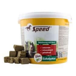 LeckerSpeedis paardensnoepjes met eucalyptus 3kg