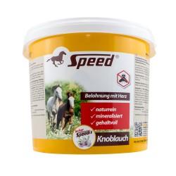 LeckerSpeedis paardensnoepjes met knoflook 3kg