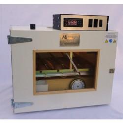 MS Broedmachine 35 eieren halfautomaat