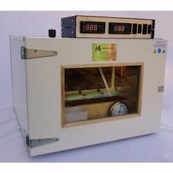 MS Broedmachine 35 eieren volautomaat met digitale vochtuitlezing