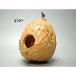 Vogelhuisje Walnoot 16cm