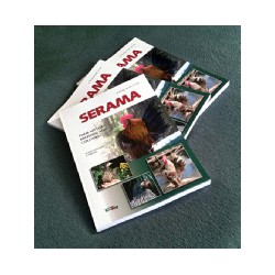 The new Serama book (Engelstalig)