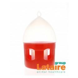Plastic drinkfontein 3,5L + draagring
