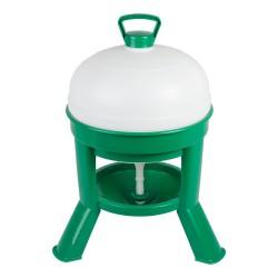 Sifondrinker 20LTR. plastic, groen