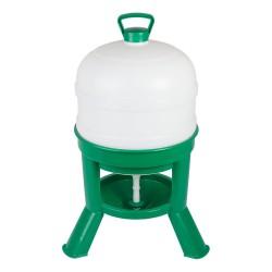 Sifondrinker 30LTR. plastic, groen
