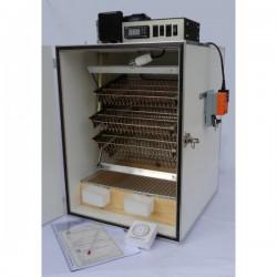 MS Broedmachine Model 90 met slaglatten met automatische vochtregeling