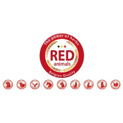 RED ANIMALS - Blansec (absorptie vocht) 2,5kg