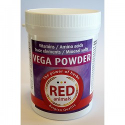 RED PIGEON - Vega Powder (multivitaminen in poeder) 100gr