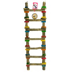 Birdeeez 7-Step Sekelbos Ladder X-Large