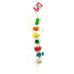 Birdeeez Millipede Parrot Toy 420mm