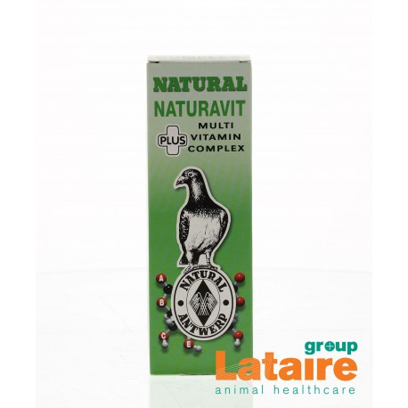 Naturavit Plus (vloeibare multivitamine) 250ml
