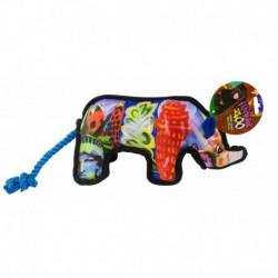Urban Zoo Super Tough Rope Rhino Jumbo