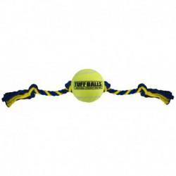 Mega Tuff Ball Tug 15cm, Rope 68cm