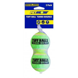 Tuff Ball 6 cmTurbo bounce 2-pk