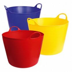 Emmer Flexi FlexBag rood 28 liter